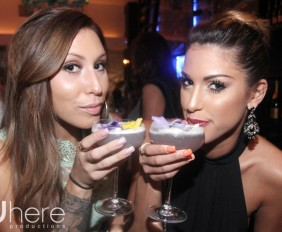 Industry Mondays at Encore Champagne Bar in San Diego 03/31/2014
