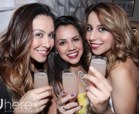 Saturdays at Encore Champagne Bar in San Diego 04/12/2014