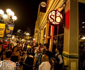 Industry Wednesdays at Side Bar in San Diego 04/09/2014