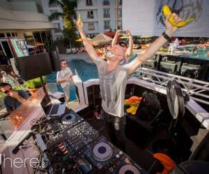 Dive w Dada Life at Harrah's Resort in San Diego 09/20/2014