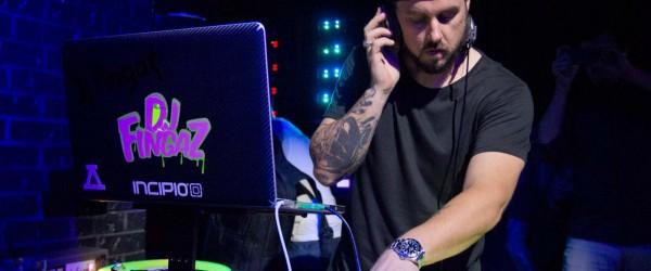 Flash Fridays w DJ Fingaz at Hard Rock in San Diego 09/19/14